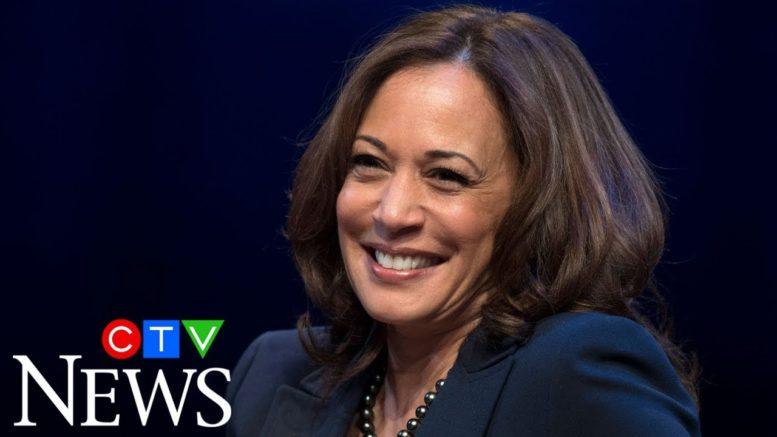 US election: A look at Kamala Harris' trailblazing career in politics 1