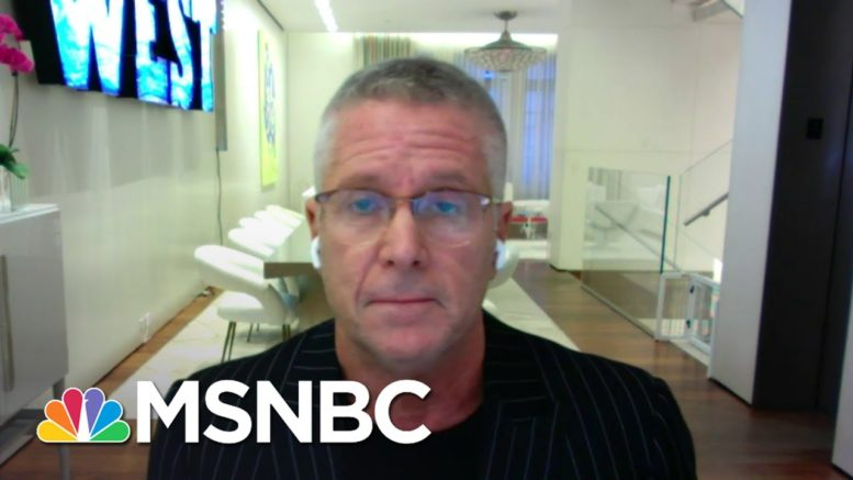 Donny Deutsch: 'Donald Trump Is In Pre-Production Right Now' | Deadline | MSNBC 1