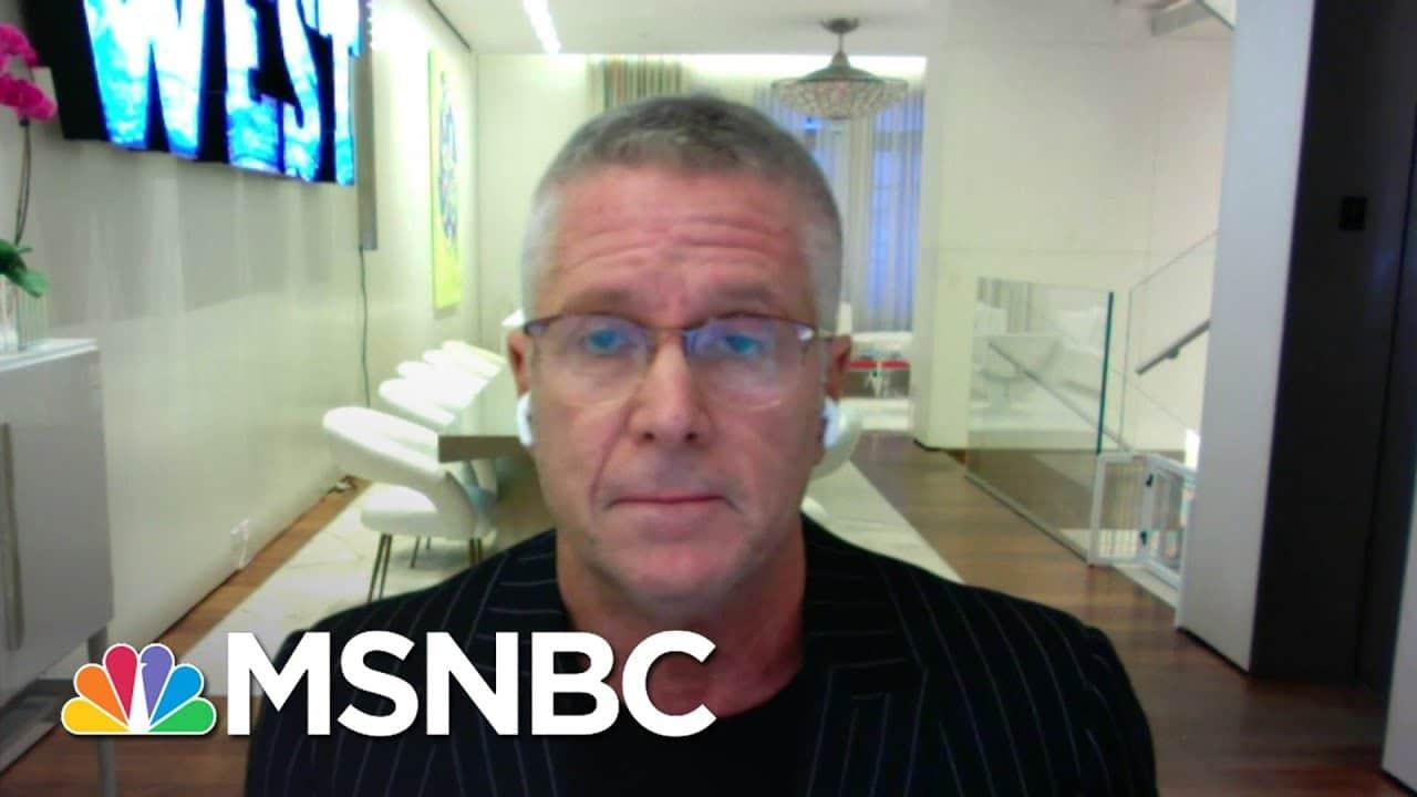 Donny Deutsch: 'Donald Trump Is In Pre-Production Right Now'   Deadline   MSNBC 6