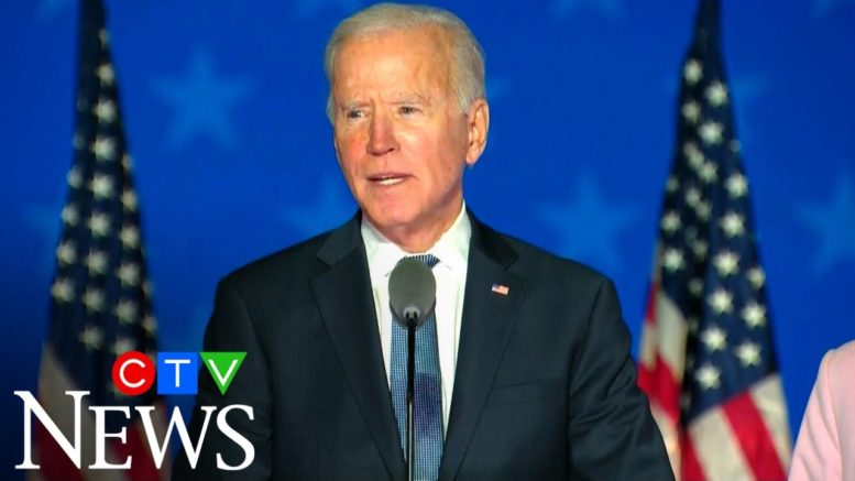 "Biden: ""We're on track to win this election"" 1"