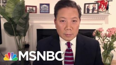 Biden Transition Team Leader: Delay Endangers U.S. National, Homeland Security   All In   MSNBC 6