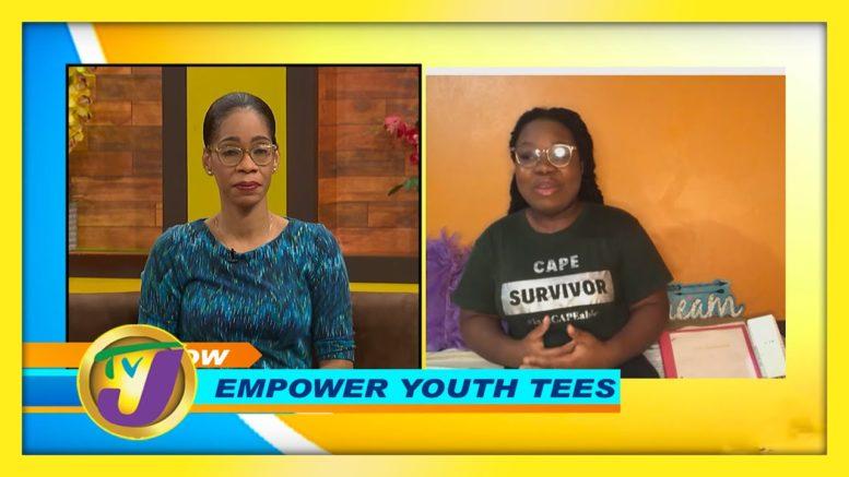 Empowering Youth Tees - November 9 2020 1