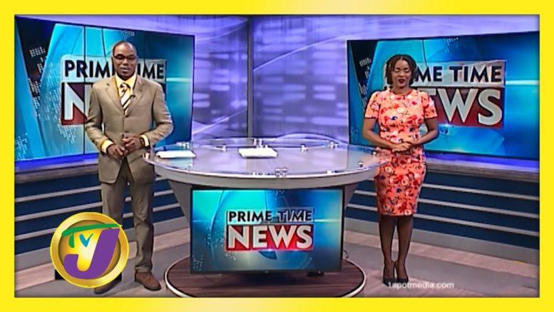 TVJ News: Headlines - November 9 2020 1