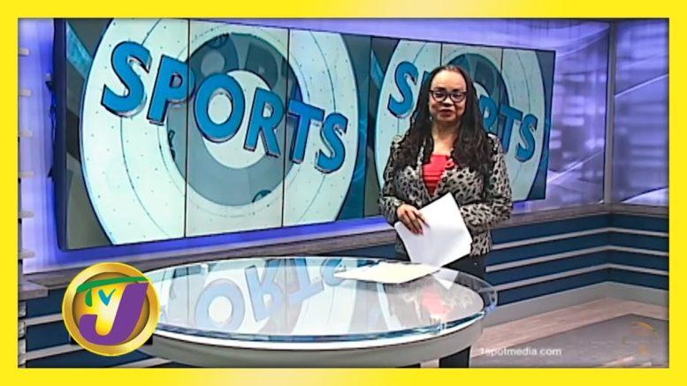 TVJ Sports News: Headlines - November 9 2020 1