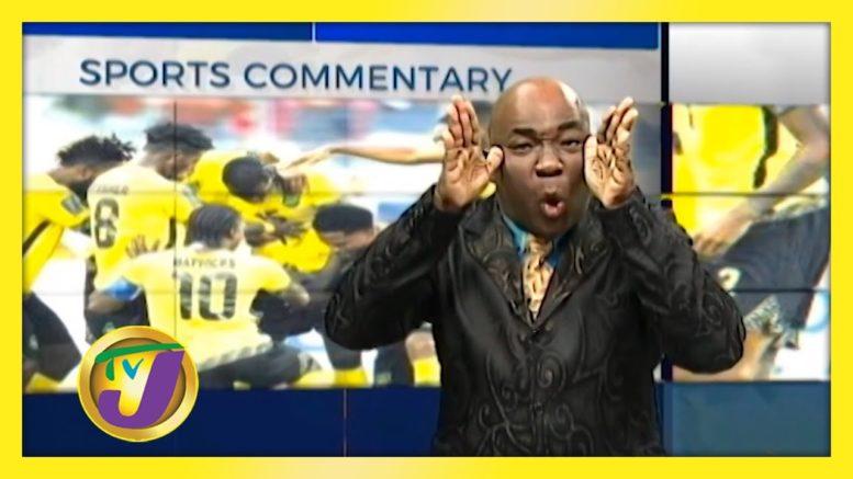 TVJ Sports Commentary - November 9 2020 1