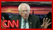 Watch Sanders' reaction to Trump refusing to concede 4