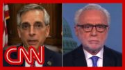 Blitzer asks top Georgia election official if he's seen widespread voter fraud 4