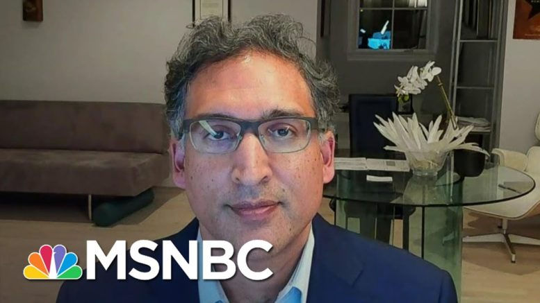 Katyal: 'Trump's Argument Got Nowhere' In Supreme Court Case To Repeal ACA | The Last Word | MSNBC 1