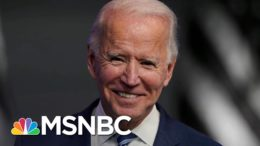 Biden Calls Trump's Refusal To Concede An 'Embarrassment' | The 11th Hour | MSNBC 6