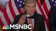 Republicans Fall In Line With Trump's Anti-Democracy Efforts | Rachel Maddow | MSNBC 2