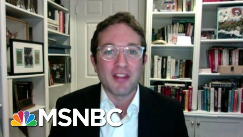 Politico: Trump's Allies Know He's Lost The Election | Morning Joe | MSNBC 1