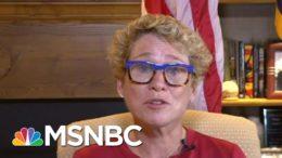'Very Worrisome': House Member On Trump Refusal To Concede | Morning Joe | MSNBC 9