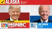 NBC News Projects Trump Will Win Alaska | MSNBC 4