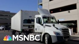 El Paso Running Out Of Morgue Space As Covid Cases Continue To Rise In TX   Stephanie Ruhle   MSNBC 5