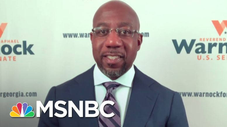 Raphael Warnock On Senate Race Against Kelly Loeffler, Why He Is Running To Represent Georgia 1
