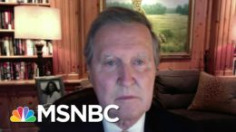 Pres. Trump's Handling Of The Transition Is 'Innapropriate' And 'Reckless' | Andrea Mitchell | MSNBC 3
