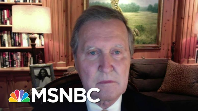 Pres. Trump's Handling Of The Transition Is 'Innapropriate' And 'Reckless' | Andrea Mitchell | MSNBC 1