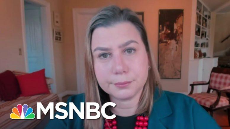 Rep. Slotkin: Trump's Refusal To Concede Sets A 'Dangerous' Precedent | Stephanie Ruhle | MSNBC 1