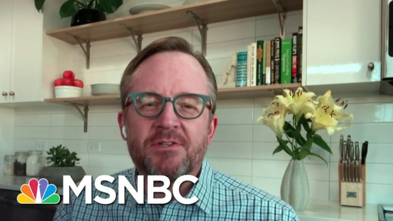 Robert Gibbs Says Trump's 'Legal Avenues Are Dwindling' | Deadline | MSNBC 1