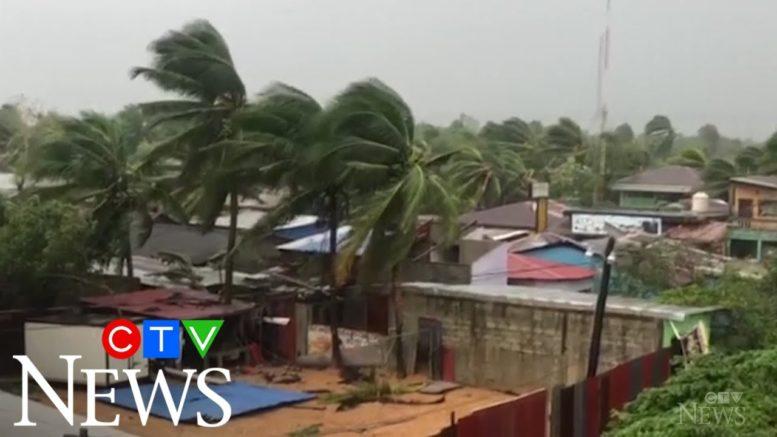 Storm Eta lingers over Central America, causes devastation 1