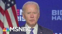 Vladimir Putin, Kim Jong Un Remain Silent On Biden Win | Ayman Mohyeldin | MSNBC 9