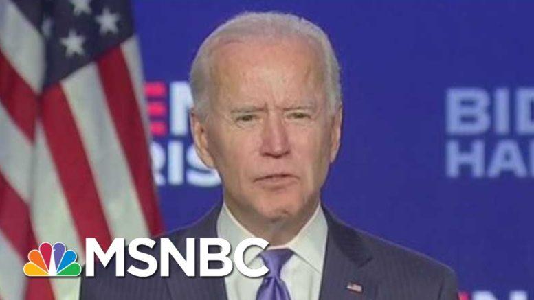 Vladimir Putin, Kim Jong Un Remain Silent On Biden Win | Ayman Mohyeldin | MSNBC 1