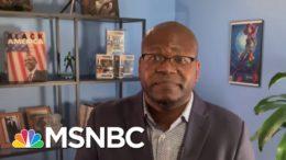 Joe Biden Needs As Much Of A Head Start As Possible, After A Failed Trump Admin | Deadline | MSNBC 6
