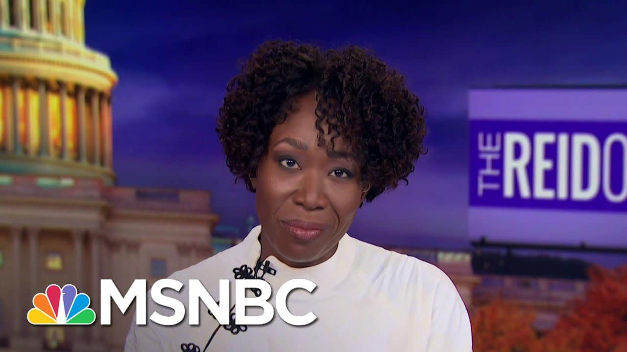 Joy Reid: Trump Is Refusing To Accept The Will Of The People | The ReidOut | MSNBC 8