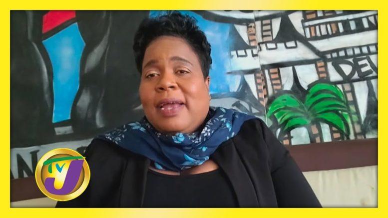 Karlene Maxwell, From Homeless to Political Office - November 10 2020 1