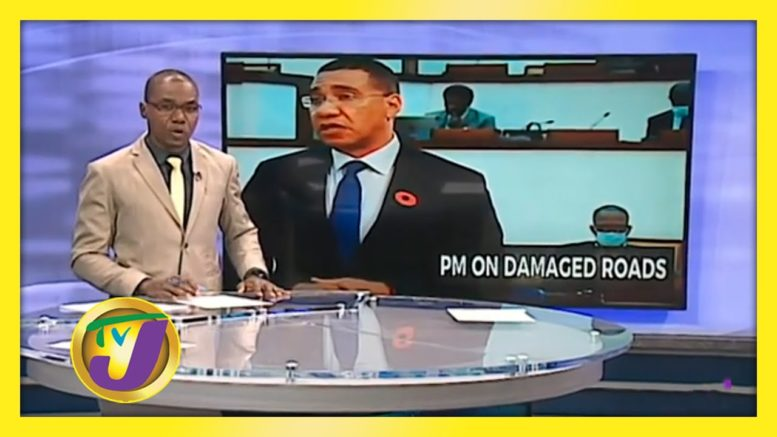PM Updates Parliament on Recovery Plans - November 10 2020 1
