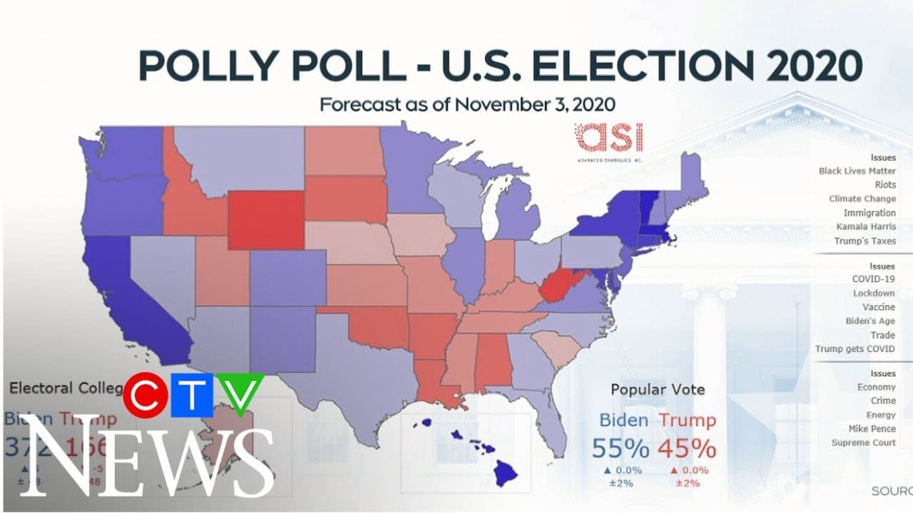 How one AI system's U.S. election prediction got Florida and Texas wrong 9