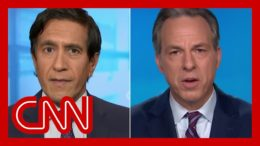 Tapper: Trump nowhere to be found as Covid-19 worsens 9