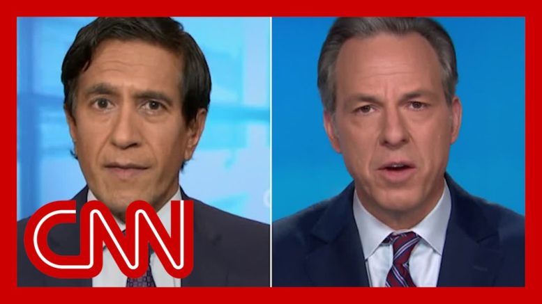 Tapper: Trump nowhere to be found as Covid-19 worsens 1