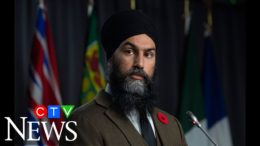 """Beyond the realm of normalcy"": NDP Leader Jagmeet Singh on calling out Trump 1"