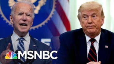 Trump Still Won't Concede As U.S. Hits New Covid-19 Record | The 11th Hour | MSNBC 6