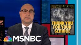 Long Overdue Memorial To Native American Veterans Unveiled In WA, D.C. | Rachel Maddow | MSNBC 7