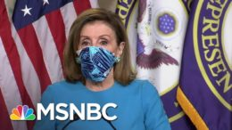 Pelosi Accuses Republicans Of 'Refusing To Accept Reality' Of Covid Pandemic | MSNBC 4