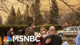 A Community Regains Footing In 'Rebuilding Paradise'   Morning Joe   MSNBC 7