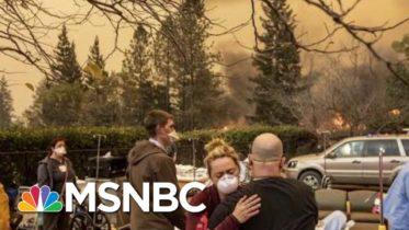 A Community Regains Footing In 'Rebuilding Paradise' | Morning Joe | MSNBC 6