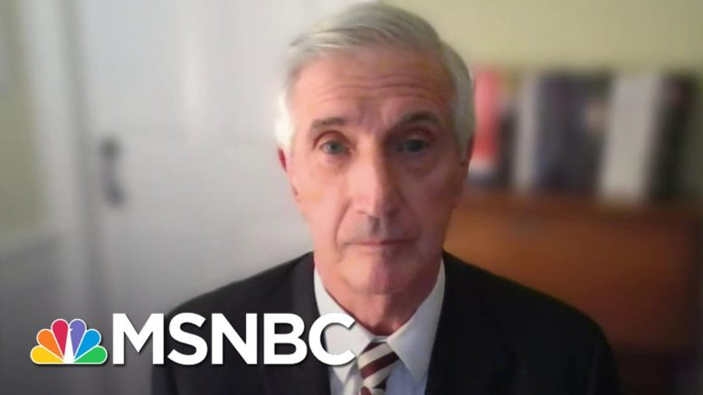 Andy Card: 'Critically Important' That Biden Be Well Prepared On Day One | Andrea Mitchell | MSNBC 1