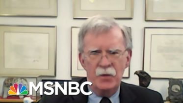 John Bolton: Republicans 'Shouldn't Care What Donald Trump Thinks' | MTP Daily | MSNBC 5