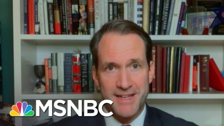 Jim Himes Believes 'We Are Witnessing The Decapitation Of The American National Security Apparatus' 1