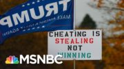 'Four Seasons Total Lawyering': Why Trump Voter Fraud Lawsuits Are 'Meritless' | All In | MSNBC 2
