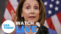 Speaker Nancy Pelosi holds weekly news conference (LIVE) | USA Today 2