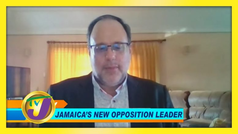 Mark Golding - Jamaica's New Opposition Leader - November 11 2020 1