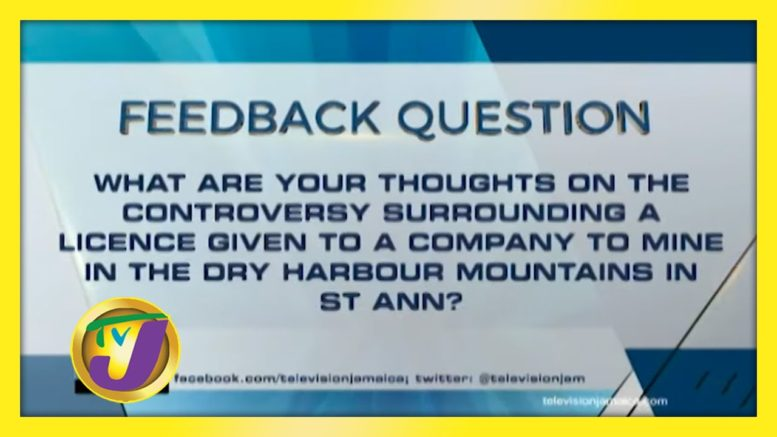 TVJ News: Feedback Question - November 11 2020 1