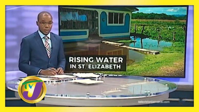 Rising Water in New River, St. Elizabeth - November 11 2020 1