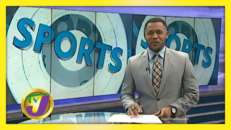 TVJ Sports News: Headlines - November 11 2020 1
