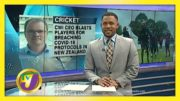 CWI CEO Blasts Players for Breaching Covid-19 Protocols - November 11 2020 2