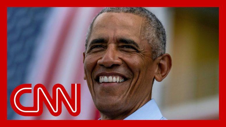 Obama responds to Trump's election conspiracies 1